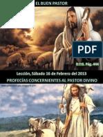 Lección 07 - El buen pastor