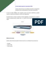 Función del sistema operativo Internetwork