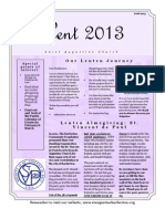 February & March 2013 Newsletter