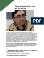 Rochabrun La fatídica Mesa Redonda entrevista