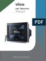 Manual Tecnico Philco Tv Ph21c1