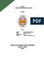 rebranding air minum dalam kemasan aquacui Pt aneka tirta sukoindo merupakan produsen air minum dalam kemasan (amdk) bermerek aquacui yang didirikan pada tanggal 1 januari 2003 dan berlokasi di sukorejo-pandaan.