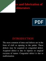 Obturator Presentation