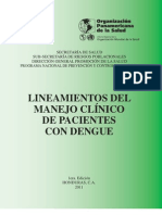 Lineamientos Dengue 2011