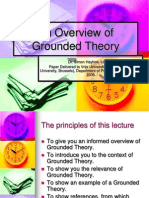 Brussels Grounded Theory