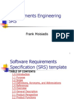 software specification document