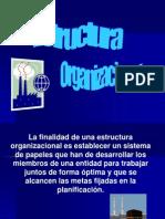 Estructura Organizacional UNIDAD 1