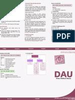 Leaflet Dau