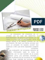 Evaluación de proyectos.