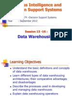 M05740010120124040M0574-Pert 15-16 Data warehouse