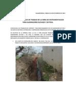 Informe 01 Obra Instrumentacion