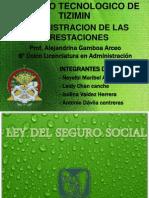 Exposicion Del Seguro Social