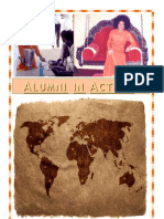 Alumni in Action book
