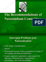 20849826 the Narasimham Committee
