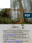 Wood Conservation