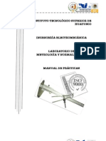 Manual de Metrología y Normalización