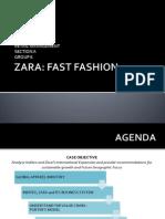 RM SecA Group6 Zara