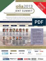 Mongolia Investment Summit 2013
