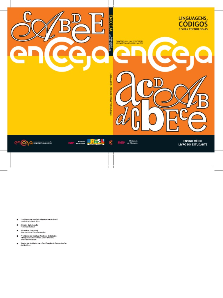 0ccb9f24884 Enem - Linguagens