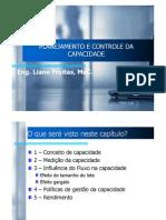 Planejamento e Controle Da Capacidade - OPT