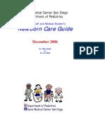 Newborn Care GuideX1