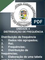 Estatística - Unidade 4