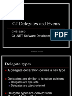 L13 Delegates and Events
