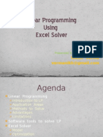 LPPEXCELSOLVER