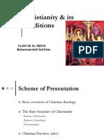 Christian Branches Special Presentation AatifS Aif