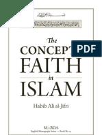 The Concept of Faith in Islam
