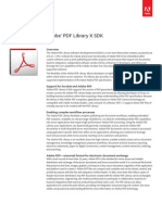 Adobe Pdfl10 Datasheet