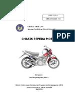 Modul Teknologi Sepeda Motor (OTO225-04)- Chasis