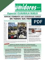 Periodico-boletin Especial Clausulas Suelo 2012