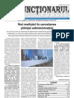 Fuctionarul Public 8 2012