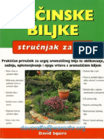 Strucnjak Za Vrt Zacinske Biljke