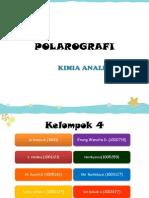 Polarografi New