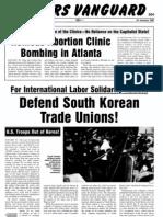 Workers Vanguard No 660 - 24 January 1997