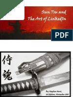 SunTzu and the Art of LinkedIn