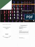 Teze de Doctorat in Romania 2009 Nr. 02