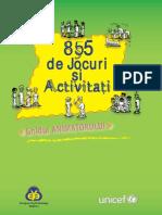 855 Jocuri Si Activitati