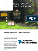 Wireless Sensor Networking