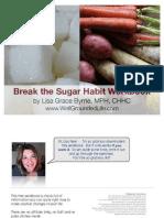 Sugar Habit Workbook