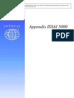 Appendix to ISSAI 5000 E