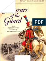 Osprey, Men-At-Arms #011 Chasseurs of the Guard (1971) OCR 8.12