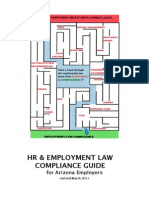 HR Employment Law Compliance Guide AZ Employers