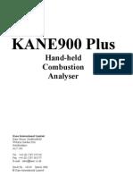 Kane 900 Plus English