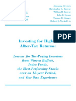 Investing for Higher After-Tax Returns - Tweedy Browne