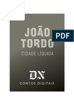 João Tordo - Cidade Liquida