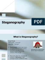 Stenography Ppt