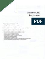 M 3_ Instalatii